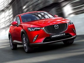 Mazda CX-3 2.0 SkyActiv-G PRO with P99,000 All-in Downpayment