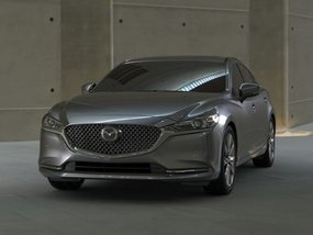 Mazda 6 2.5 SkyActiv-G Turbo with P499,000 Low Downpayment