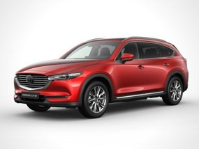 Mazda CX-8 Signature (7-Seater) with P150,000 Cash Discount