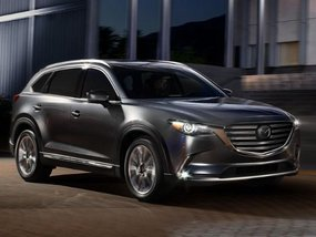 2020 Mazda CX-9 2.5 Signature AWD with Zero Downpayment