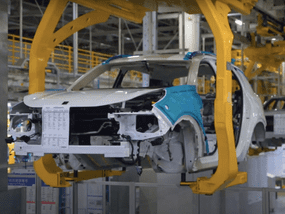 Watch how this Geely-owned plant makes Volvo, Polestar, Lynk & Co. cars