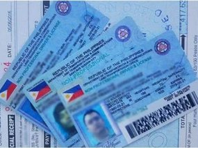 There are new requirements for non-professional driver's license applications