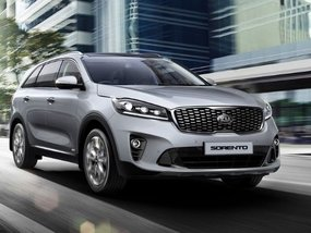 Kia Sorento, Stinger available with as much as P430K off this September