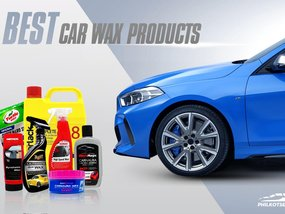 Keep your car sparkly and shiny with these best car wax products