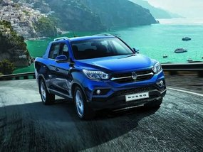 SsangYong Musso Grand 2.2 4x2 AT with discount if pay cash