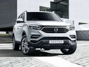 SsangYong Rexton 4x2 AT with discount if pay cash