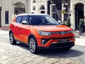 SsangYong Tivoli 1.6 Diesel Sport AT with cash discount