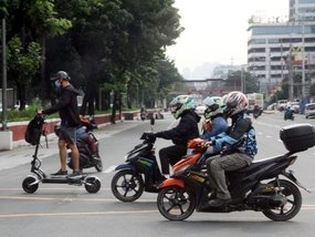 LTO: Scooters, e-bikes need registration; users need driver's licenses