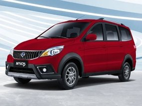 2020 BAIC M50S 1.5 Ultra Luxury MT (7-Seater) with P133,600 All-in Downpayment