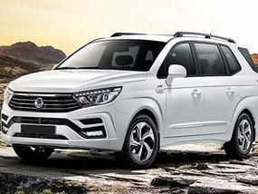SsangYong Rodius 2.0 EX 4x2 AT with discount off