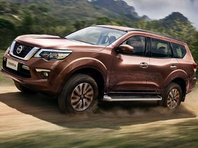 Top-spec Nissan Terra can be yours for P75K monthly