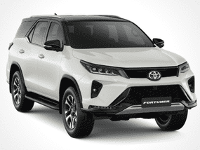 2021 Toyota Fortuner 2.4 G Diesel 4x2 AT with P69,000 All-in Downpayment