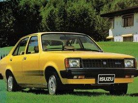 Isuzu Gemini: When diesel sedans ruled the roads