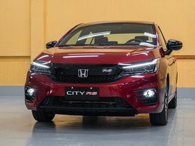 Honda City 1.5 S CVT with P57,000 All-in Downpayment