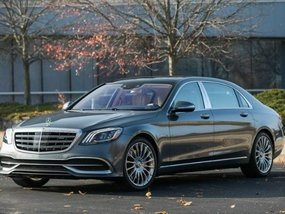 The Maybach S 560 is cheaper by P3 million – for just one day