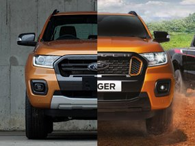 2021 Ford Ranger Old vs. New: Spot the differences