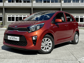 2020 Kia Picanto EX Review | Philkotse Philippines