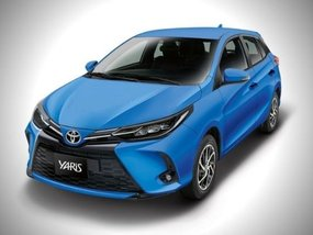 Toyota Yaris 1.3 E M/T  With ₱19,180 Low monthly