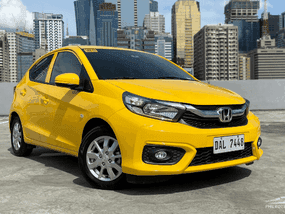 2020 Honda Brio 1.2 V CVT with P29,900 All-in Downpayment