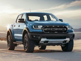 Ford Ranger Raptor 2.0 Biturbo 4X4 AT with P188,000 All-in Downpayment + FREE Premium Care Package