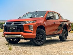 Mitsubishi Strada GLS 4x2 MT with P88,000 All-in Downpayment