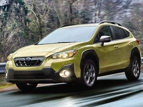 Subaru XV 2.0i-S Eyesight CVT 2021 With ₱210,000 Cash discount