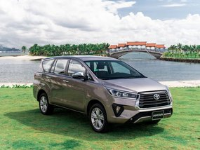 Toyota Innova E DSL AT with good amortization