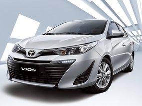 Toyota Vios 1.3 XLE CVT with good amortization
