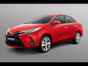 Toyota Vios 1.3 XLE CVT with All-in downpayment