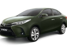 Toyota Vios 1.3 XLE CVT with good downpayment