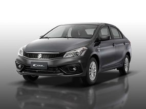 Suzuki Ciaz 1.4 GL AT with P29,000 Low Downpayment