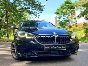 BMW 218i Gran Coupe Sport With Good Amortization