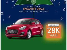Suzuki Swift 1.2L GL MT With ₱28,000 All-in Down payment