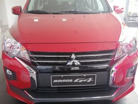 Mitsubishi Mirage G4 GLS CVT  With ₱89,000 All-in Down payment
