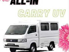 Suzuki Carry Utility Van With ₱92,000 All-in Down payment