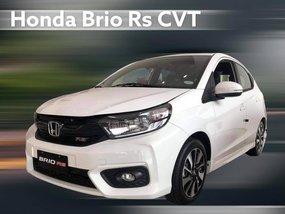 Honda Brio rs cvt  With Zero Down payment