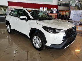 Toyota Rush 1.5G A/T With ₱23,443 Low monthly
