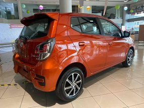 Toyota Wigo 1.0G A/T With ₱14,023 Low monthly