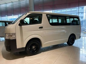 Toyota Hiace COMMUTER 3.0L DSL M/T With ₱29,388 Low monthly