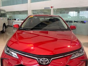 Toyota Altis 1.6 V CVT With ₱25,893 Low monthly