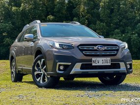 Subaru Outback  2.5i-T EyeSight CVT With ₱50,000 Cash discount