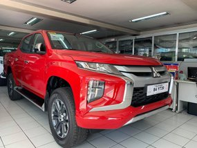Mitsubishi Strada GLS 4X2 AT 2021 With ₱142,000 All-in Down payment