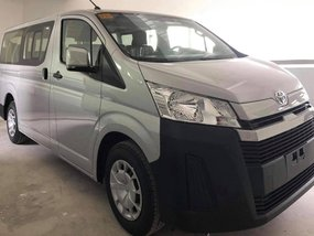 Toyota Hiace COMMUTER DECONTENT 3.0 With ₱124,000 All-in Down payment