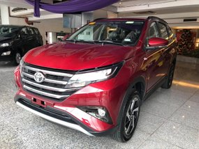 Toyota Rush G A/T With ₱140,000 All-in Down payment