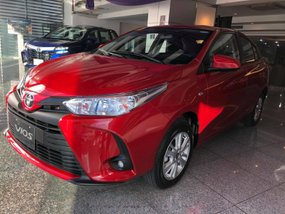 Toyota Vios XLE A/T With ₱63,000 All-in Down payment