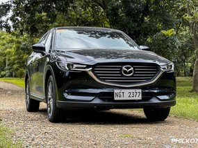 Mazda CX-8 Signature (7-Seater) with P38,000 Low Monthly