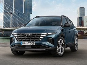 Hyundai Tucson 2.0 CRDi GLS 8A/T 2WD (Dsl) With ₱19,815 Low monthly