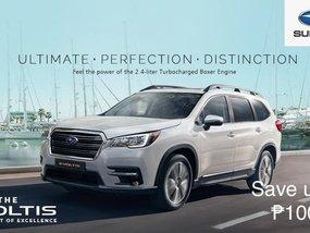 Subaru Evoltis 2.4i-T Eyesight CVT 2021 With ₱100,000 Cash discount
