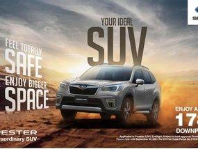 Subaru Forester 2.0i-L Eyesight CVT 2020 With ₱210,000 Cash discount