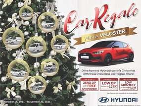 Hyundai Veloster Turbo ( CAR-REGALO ) With Zero Down payment